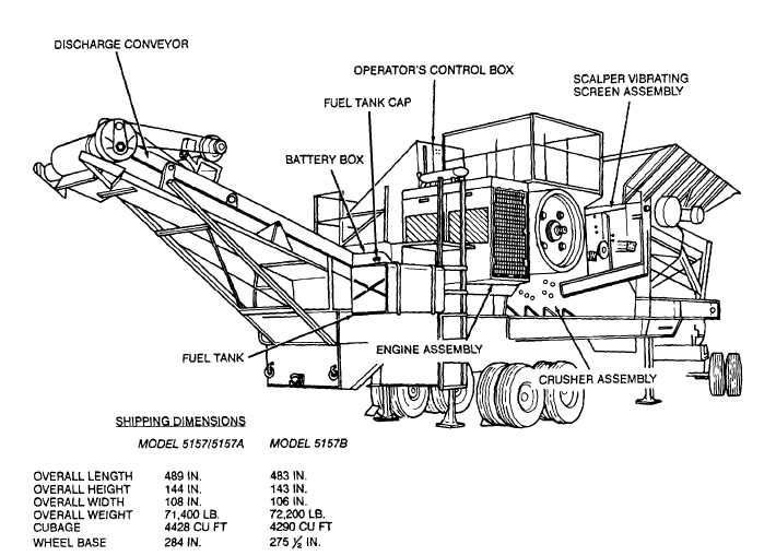 figure 2  jaw crusher  right rear  three