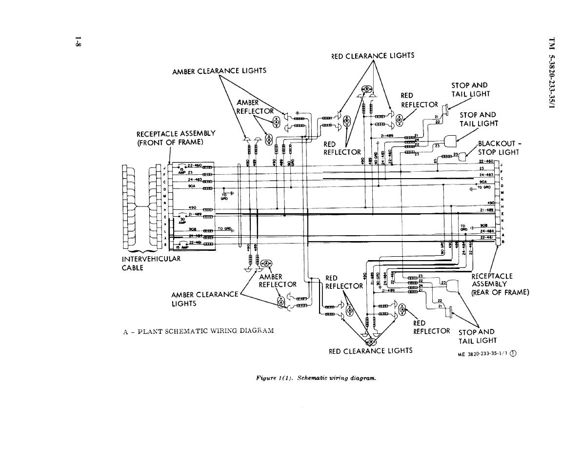 diagram  18 wheeler trailer plug wiring diagram full