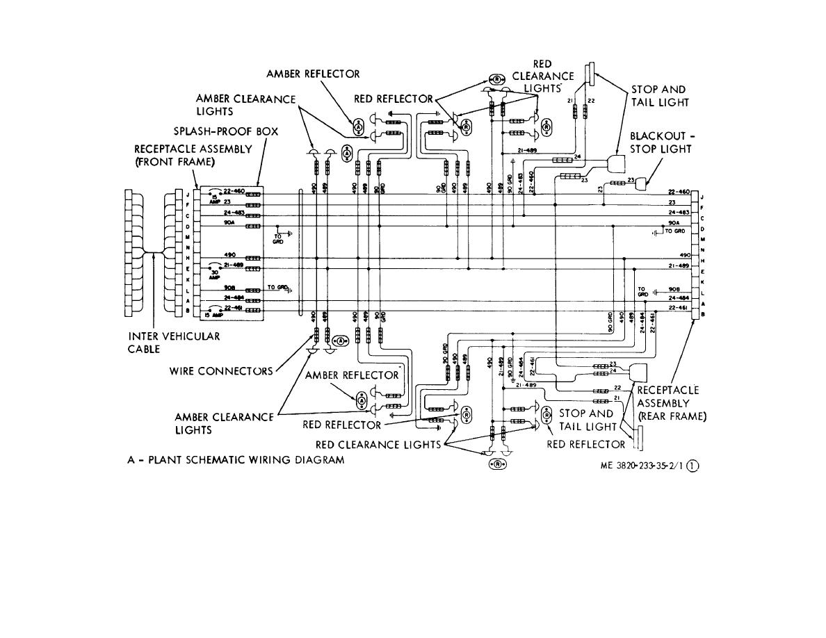 TM 5 3820 233 35 20012 on semi truck wiring diagrams