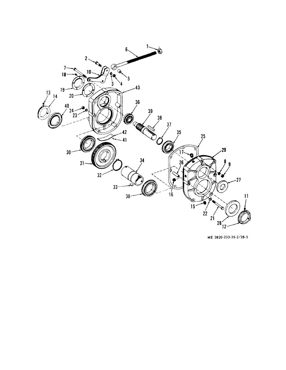 Np246 as well Inside A Train Engine as well Case Transmission Diagram furthermore Np231 Transfer Case Parts Diagram furthermore Tc Parts Diagram. on bw4406